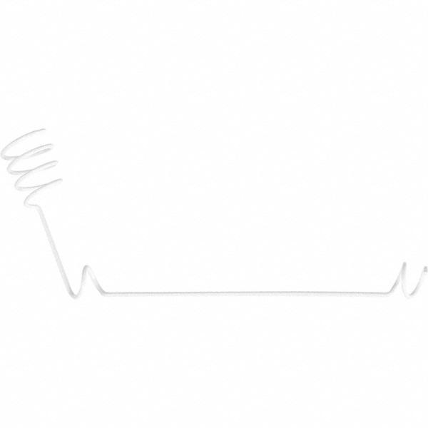 Sennheiser MZH 30 W - Потолочный подвес, белый, для капсюлей МЕ 34, 35, 36