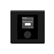 Xilica XWP-Control - Встраиваемый настенный контроллер для Solaro QR и FR, экран 1,5''