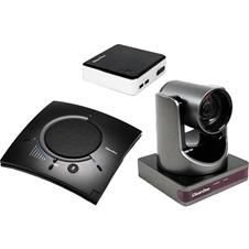 ClearOne COLLABORATE Live 300 - Комплект для организации видеоконференций с камерой и спикерфоном CHAT 150C