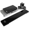 ClearOne COLLABORATE Live 900 (with black Beamforming Microphone Array 2) - Комплект для организации видеоконференций с камерой и спикерфоном CHAT 150C