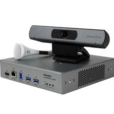 ClearOne COLLABORATE Versa Pro 50 - Комплект для организации видеоконференций с камерой и спикерфоном CHAT 150C
