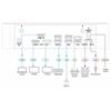 Kramer VIA Campus² PLUS - Проводная и беспроводная интерактивная система с Wi-Fi для совместной работы с изображением, до 12 изображений, 2 выхода
