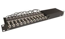 Opticis BR-310 - Шасси для установки SDIX-100-TR, SDIX-100C-TR в 19'' монтажную стойку с дублирующим источником питания