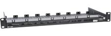 Opticis BR-400 - Модуль для монтажа в стойку до восьми устройств DVFX-110, DVFX-100, DВFX-100, M1-201DA