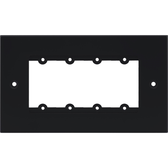 Kramer FRAME-2G/EUK(B) - Рамка для монтажа модулей-переходников