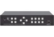 Kramer PIP-4 - Высококачественное устройство вставки изображений («картинка-в-картинке»)