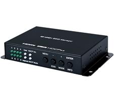 Cypress CED-2M - EDID-менеджер для сигналов HDMI 4096x2160/60 (4:4:4) c HDCP 1.4/2.2, 8 встроенных конфигураций EDID
