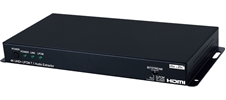 Cypress CPLUS-V11PE8 - Деэмбеддер многоканального аудиосигнала (8хRCA) и цифрового аудио S/PDIF (TOSLINK) из HDMI 4096x2160/60