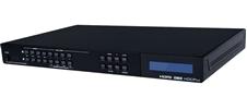 Cypress CDPS-U42HPIP - Бесподрывный матричный коммутатор 4х2, мультивьювер 4x1:2 сигналов HDMI 4K c HDCP 1.4, 2.2