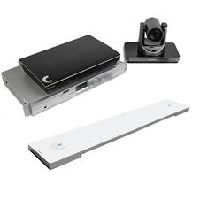 ClearOne COLLABORATE Live 900 (with white Beamforming Microphone Array 2) - Комплект для организации видеоконференций с камерой и спикерфоном CHAT 150C