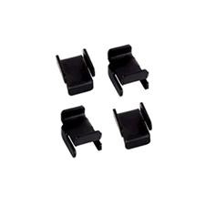 Caymon SPR10CSS - Комплект кронштейнов (4 шт.) для соединения двух шкафов серий SPR и WPR