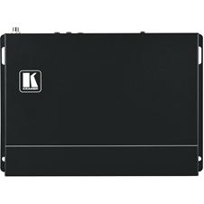 Kramer KDS-8F - Бесподрывный кодер/декодер и передатчик/приемник в/из сети Ethernet сигналов HDMI и DP 4096x2160p60 (4:4:4) c HDR, аудио, 3 х USB 2.0, RS-232, ИК