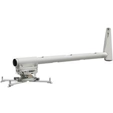 Peerless-AV PSTK-028-W - Настенный кронштейн для короткофокусных проекторов с боковым смещением, белого цвета