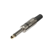 Sommer Cable HI-J63M01 - Разъем Jack 6,3 мм моно, под пайку