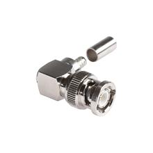 Sommer Cable BNC58M90 - Разъем BNC (вилка), кабельный, 50 Oм, под обжим, угловой