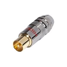 Sommer Cable HI-ANCM01 - Антенный разъем (вилка), металлический