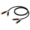 Procab CAB820/5 - Аудиокабель 2х RCA (вилка-вилка)