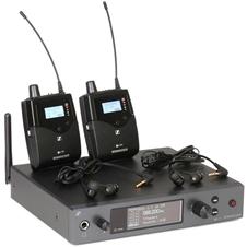 Sennheiser EW IEM G4-twin-G - Комплект беспроводная стереосистема мониторинга (передатчик + 2 приемника)
