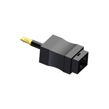 Procab OCT125 - Оптический переходник TOSLINK (розетка) – MINIPLUG
