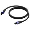 Procab PRA504/20 - Акустический кабель 4х2,5 кв.мм Speakon Neutrik (розетка-розетка)