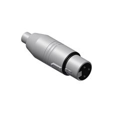 Procab VC101 - Переходник RCA (розетка) – XLR 3-pin (розетка)