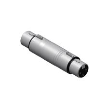 Procab VC145 - Переходник XLR 3-pin (розетка-розетка)