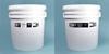 Screen Goo HE Ultra Silver 3D Pair 16 L - Комплект красок серии HE Ultra Silver 3D, базовое и финишное покрытие, 2х16 л