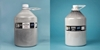 Screen Goo HE Ultra Silver 3D Pair 3.78 L - Комплект красок серии HE Ultra Silver 3D, базовое и финишное покрытие, 2х3,78 л