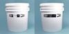 Screen Goo High Contrast 16 L Pair - Комплект красок серии High Contrast, базовое и финишное покрытие, 2х16 л
