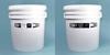 Screen Goo Reference White 16 L Pair - Комплект красок серии Reference White, базовое и финишное покрытие, 2х16 л