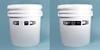 Screen Goo Ultra Silver 3D 16 L Pair - Комплект красок серии Ultra Silver 3D, финишное покрытие, 2х16 л