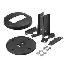 Vogels PFF 7960 Black - Напольная пластина с фиксацией к полу для стендов и стоек модульной крепежной системы Universal video wall, макс. нагрузка 2 x 337,5 кг