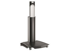 Vogels PFT 2520 - Напольная мобильная стойка для дисплея диагональю 32–65'', макс. нагрузка 55 кг