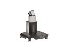 Vogels PFT 2515 - Напольная мобильная стойка для дисплея диагональю 32–65'' с обратным углом наклона, макс. нагрузка 70 кг