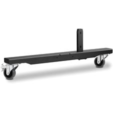 Vogels PFT 8920 Black - Колесная база для стендов модульной крепежной системы Universal video wall, макс. нагрузка 202,5 кг