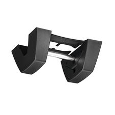 Vogels PUC 1060 - Потолочная пластина без регулировок для штанг модульной крепежной системы Connect-it, макс. нагрузка 80 кг