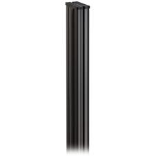 Vogels PUC 2920 Black - Напольная широкая штанга 2000 мм модульной крепежной системы Universal video wall, макс. нагрузка 2 x 337,5 кг