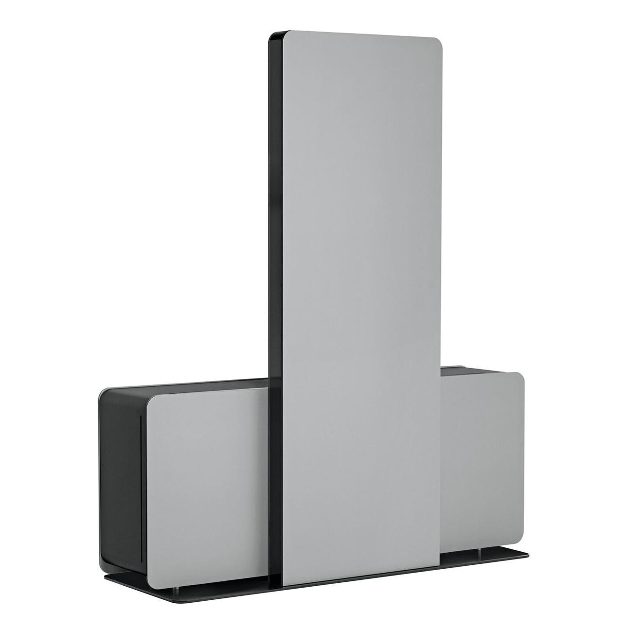 Vogels PVF 4112 Silver - Многофункциональный стационарный стенд для видеоконференций, макс. нагрузка 80 кг