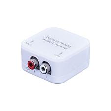 Cyperss DCT-3AN - Преобразователь цифрового стереоаудио S/PDIF (RCA и TOSLINK) до 192 кГц в аналоговое стерео