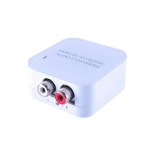 Cyperss DCT-4N - Преобразователь аналогового стерео в цифрового стереоаудио S/PDIF (RCA и TOSLINK) до 48 кГц