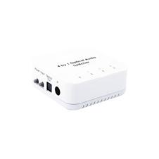 Cypress DCT-17 - Коммутатор 4х1 сигналов цифрового двухканального аудио S/PDIF (TOSLINK)