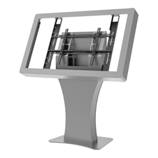 Peerless-AV KILH550-S-EUK - Киоск для интерактивных панелей диагональю 50'', альбомный, макс. нагрузка 34 кг