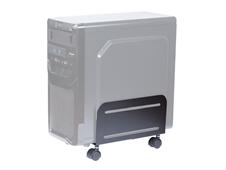 ErgoFount BPCH-04 - Мобильная подставка для системного блока до 10 кг, черная