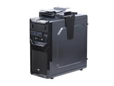 ErgoFount BPCH-06 - Подставка для системного блока до 10 кг под стол с вращением, черная