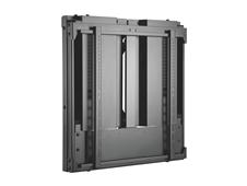 ErgoFount BWME-400 - Настенное крепление с изменяемой высотой для дисплея диагональю 37–55'', макс. нагрузка 40 кг, черное