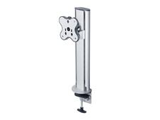 ErgoFount BTFS-100C - Настольное крепление для монитора диагональю до 24'' с изменяемой высотой, зажим типа C, макс. нагрузка 12 кг