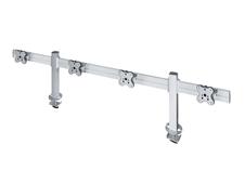 ErgoFount TBSS-400G - Настольное крепление для 4 мониторов диагональю до 24'' (1х4), струбцина типа G, макс. нагрузка 48 кг