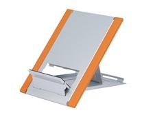 ErgoFount LSS-100O - Складная подставка для ноутбука или планшета, оранжевая отделка