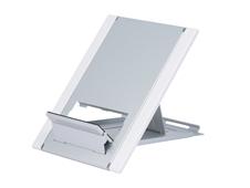 ErgoFount LSS-100W - Складная подставка для ноутбука или планшета, белая отделка