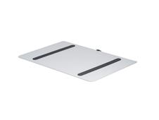 ErgoFount KFT 01AS - Полка для принтера на стойки серии KFTxx, макс. нагрузка 20 кг, серебристая
